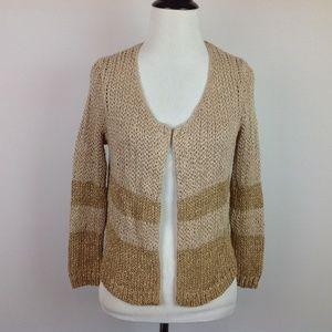 Ann Taylor Loft Open Cardigan Sweater Womens XS